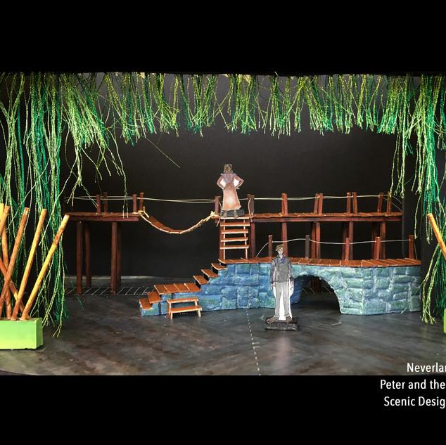 Model photo of Neverland