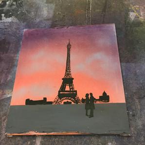 Paris - back side
