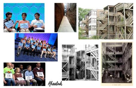 Javier & Larabee's Houses research