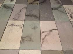 more tile progress
