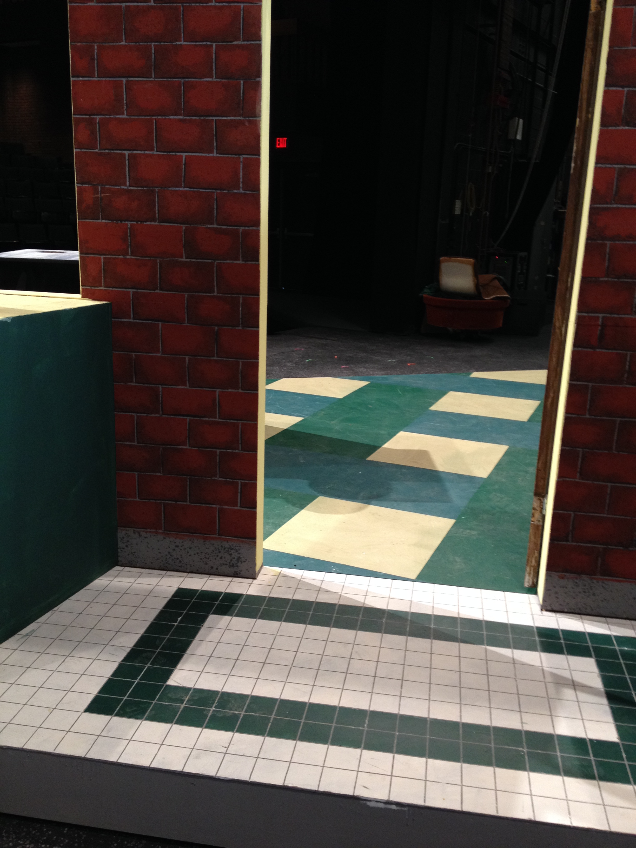 """Little Shop..."" of many tiles"