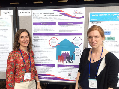 LHIV Team Presents at 28th Annual Canadian Conference on HIV/AIDS Research