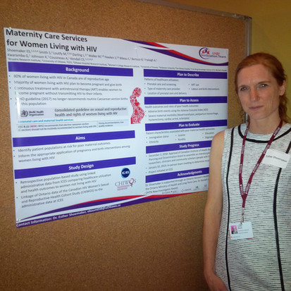 LHIV Postdoctoral fellow awarded first prize at Annual Postdoctoral Association Research Day