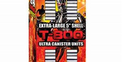 """T-800 5"""" CANISTERS"""