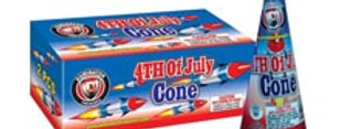4th of July Cone