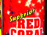 SUPERIOR RED CORAL