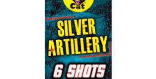 BC Silver Artillery 6 Shot