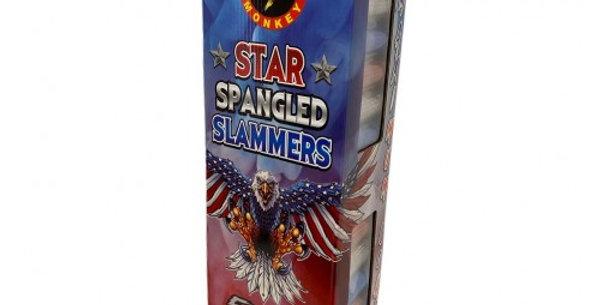 """STAR SPANGLED SLAMMERS 5"""" SUPER SHELLS"""