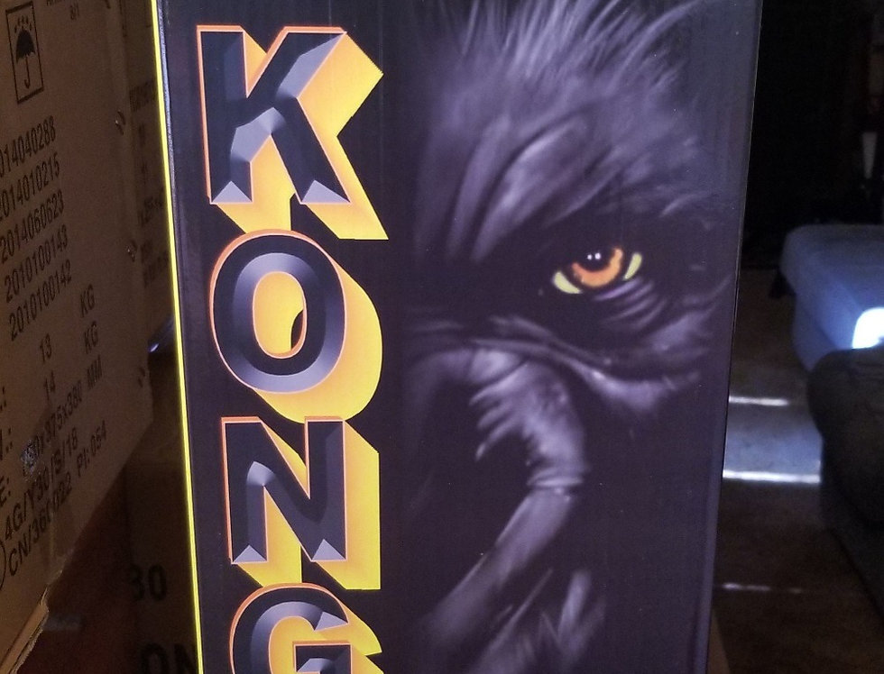 "KONG KING OF THE KANNISTER - 5"" MAXIMUM LOAD"