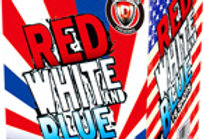 RED WHITE AND BLUE (DOMINATOR)