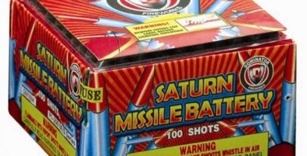 SATURN MISSILE 100 SHOTS