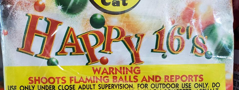BC HAPPY 16S