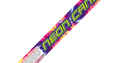 NEON ROMAN CANDLE
