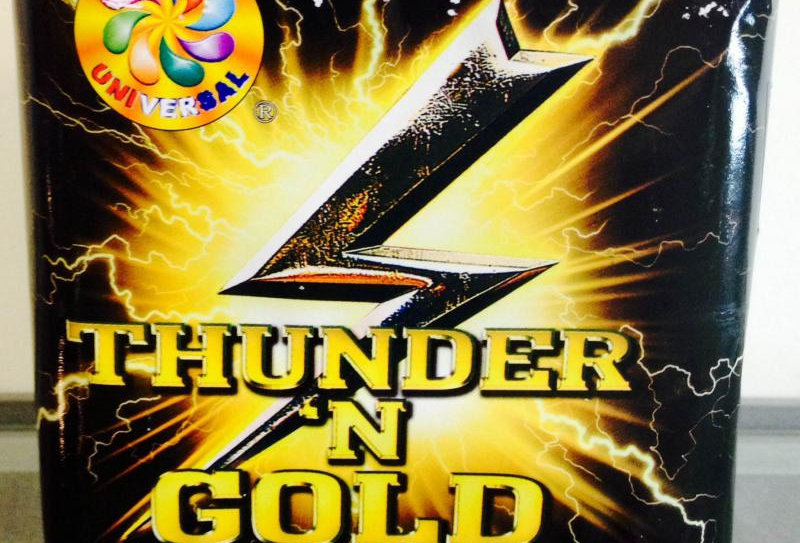 THUNDER AND GOLD