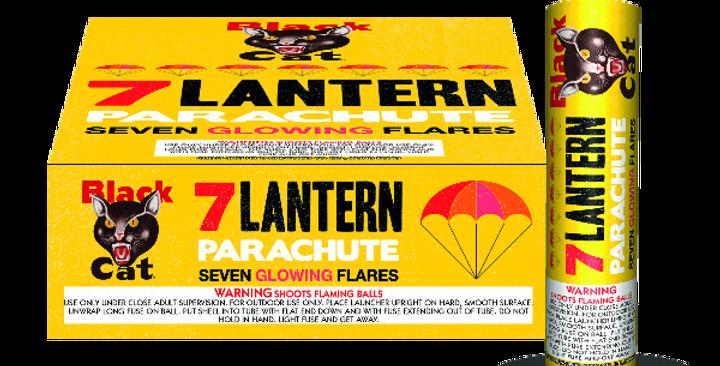 7 LANTERN PARACHUTE