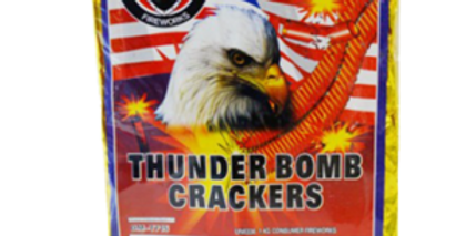 80/16 THUNDER BOMB CRACKERS