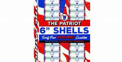 THE PATRIOT CANISTERS