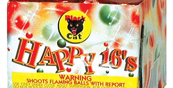 BC 16's Happy