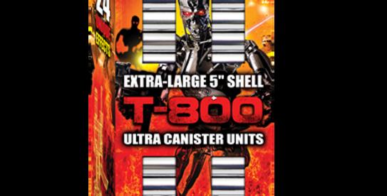 THE TERMINATOR - T-800