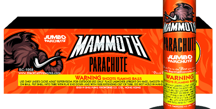 MAMMOTH PARACHUTE