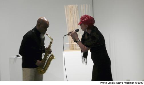 Phoenix Gallery Photos 3-01-07 051