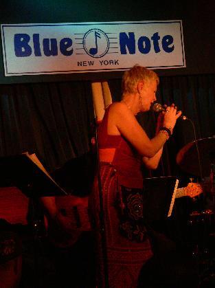 NORA McCARTHY - bluenoteandacecollective