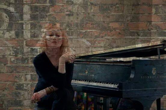 Nora and Piano