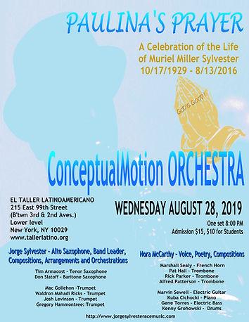 August 28 Flyer ConceptualMotion Orchest