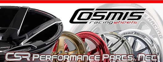 CSR Performance Parts Cosmis Racing Whee