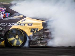 Levi Clark 324 / EXEDY Drift Team QR Matsuri 2017