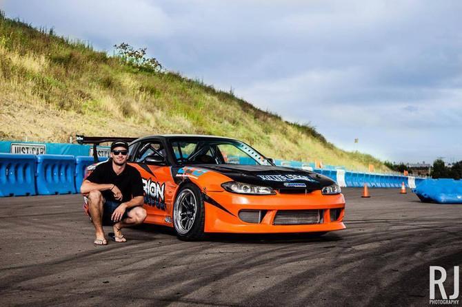 Matt Hill Drift & Cosmis Wheels