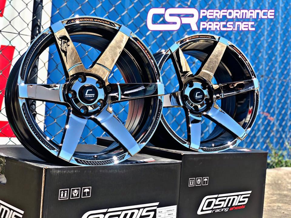 Cosmis S1 Black Chrome