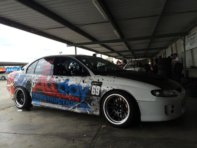 Chris Day Drift Allday & Cosmis Wheels