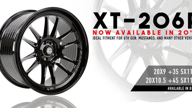 "Cosmis XT206R 20"" Now Available !!"