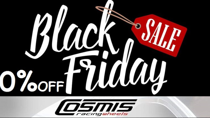 10% OFF Black Friday SALE !!