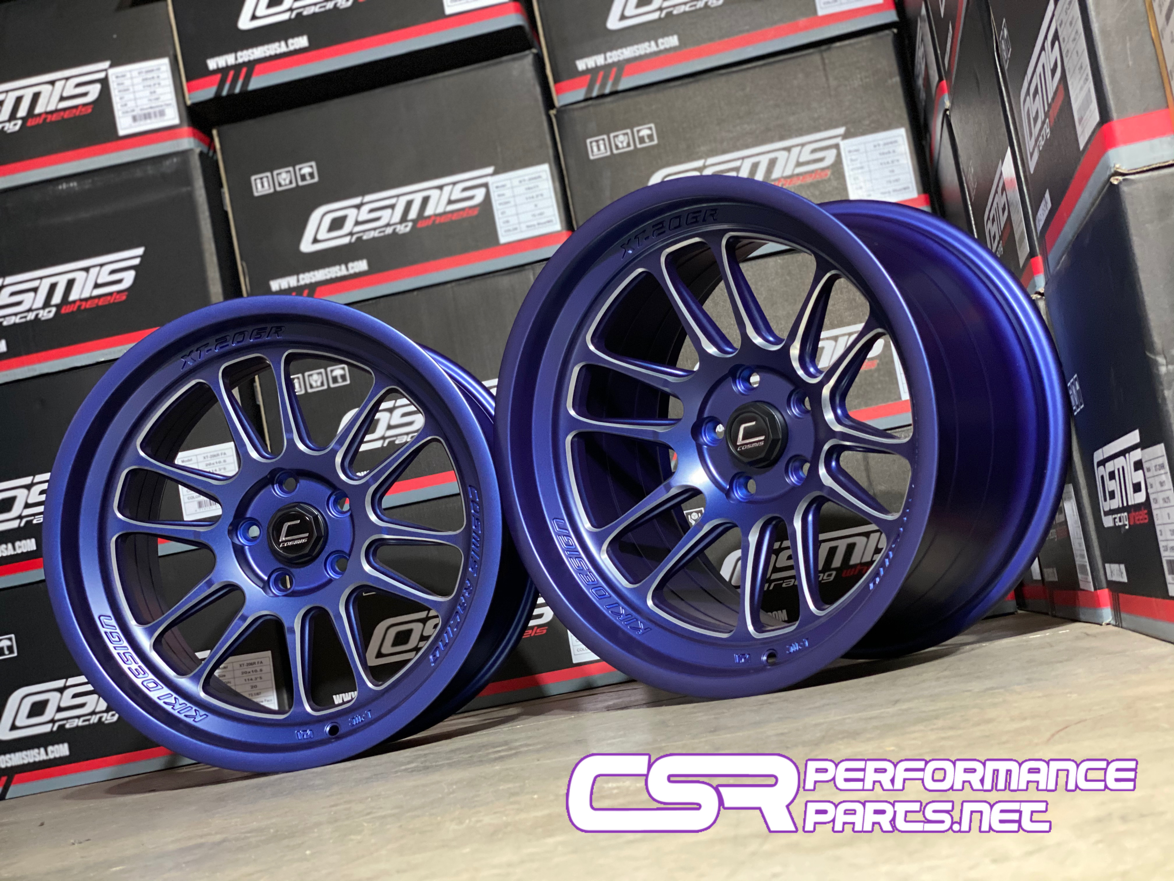 Limited Edition XT206R Navy Blue Milled