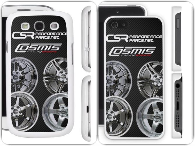 CSR Cosmis Racing Wheels Phone Case's