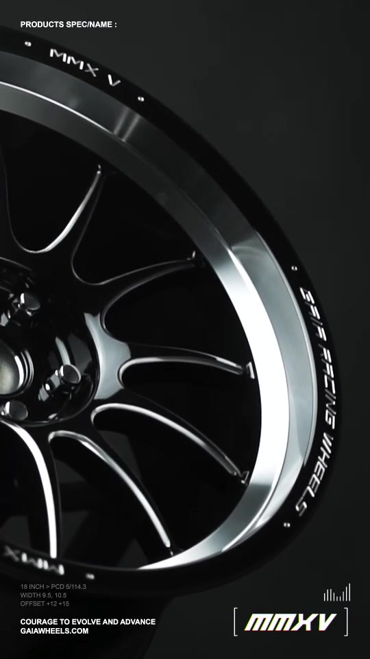 Gaiawheels MMXV Product Spec - P003.mp4