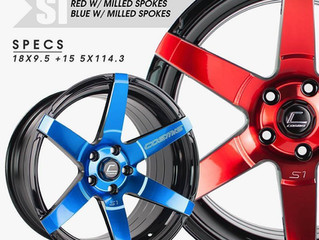 Cosmis S1 Fresh New Colors !!