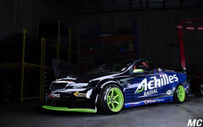DriftKid Achilles VE Ute Cosmis XT006R's