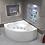 "Thumbnail: Ванна акрил ""МЕГА"" 160х160"