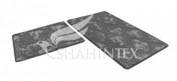 Набор ковриков SHAHINTEX VINTAGE SH V002 60*100+60*50 серый (50)