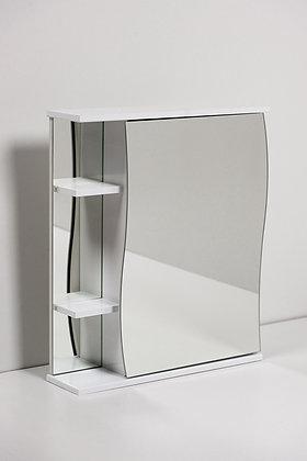 Зеркало-шкаф Волна 600 без светильника