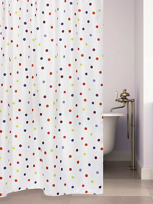 Штора для ванн BATH Fun Confetti (multi) 180х200 (ch18153)