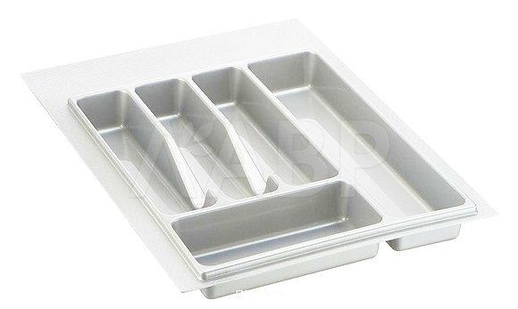 14040 Лоток для столовых приборов 400-450 белый (390*490)