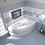 """Thumbnail: Ванна акрил """"САГРА"""" 160х100"""