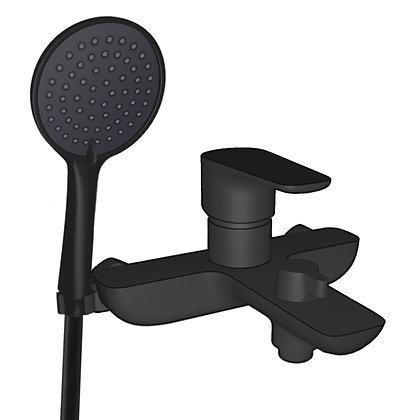 Смеситель для ванны и душа с коротким изливом EVO MB