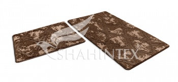 Набор ковриков SHAHINTEX VINTAGE SH V002 60*100+60*50 бисквитный (7)