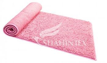 Коврик SHAHINTEX MULTIMAKARON 70*140 розовый