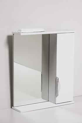 Зеркало-шкаф Панда 600 со светом (Люкс)
